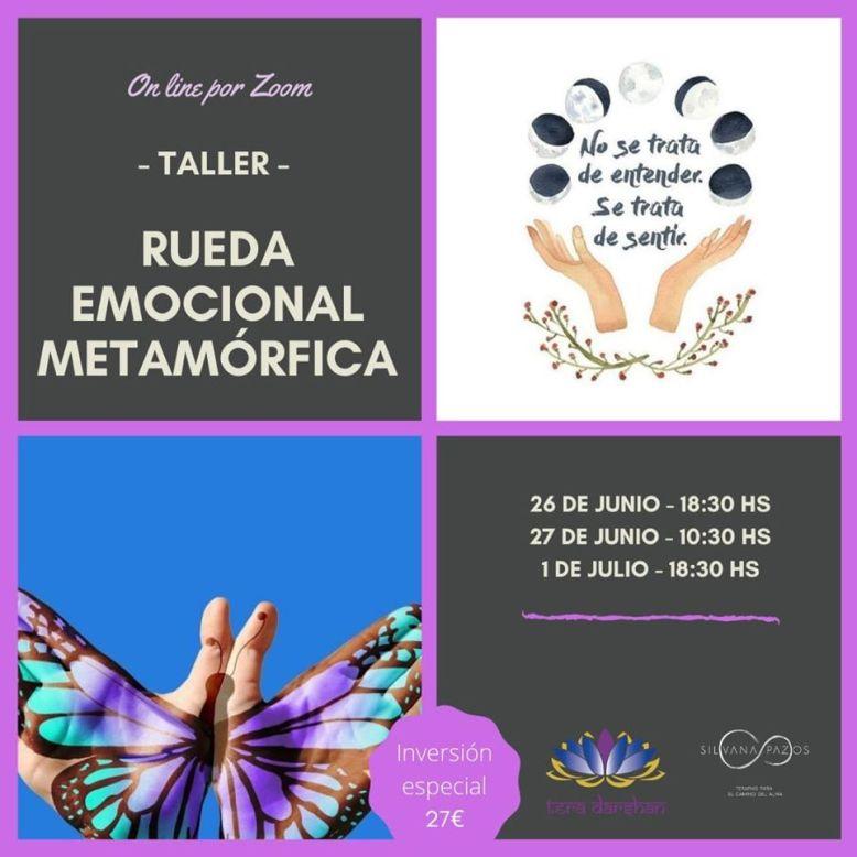 rueda emocional metamórfica