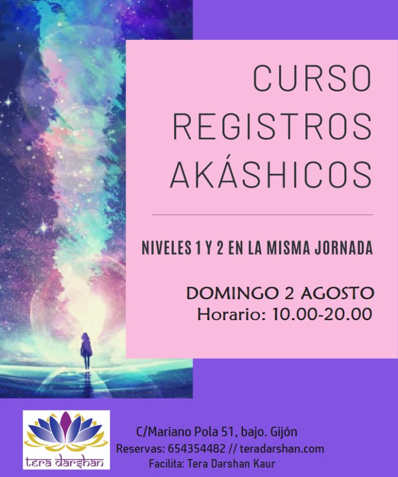 CURSO REGISTROS AKÁSHICOS